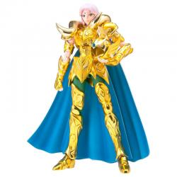 Figura Saint Cloth Myth Ex Aries Mu Revival Ver. Saint Seiya 18cm - Imagen 1