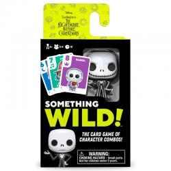 Juego cartas Something Wild! Pesadilla Antes de Navidad Disney Ingles - Imagen 1