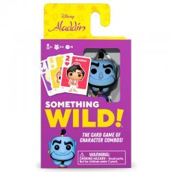Juego cartas Something Wild! Aladdin Disney Ingles - Imagen 1