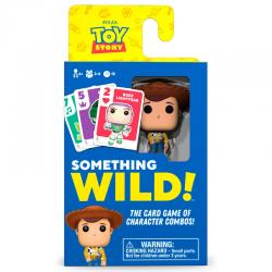 Juego cartas Something Wild! Toy Story Disney Aleman / Español / Italiano - Imagen 1
