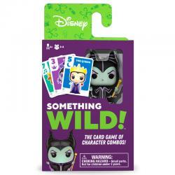 Juego cartas Something Wild! Villanas Disney Frances / Ingles - Imagen 1