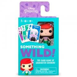 Juego cartas Something Wild! La Sirenita Disney Frances / Ingles - Imagen 1