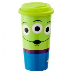 Taza viaje Alien Toy Story 4 Disney Pixar - Imagen 1