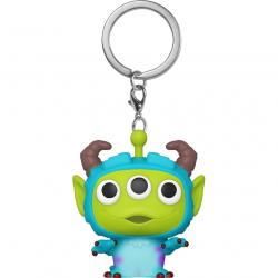 Llavero Pocket POP Disney Pixar Alien Remix Sulley - Imagen 1
