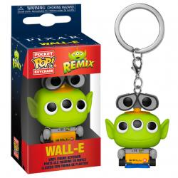 Llavero Pocket POP Disney Pixar Alien Remix Wall-E - Imagen 1