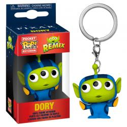 Llavero Pocket POP Disney Pixar Alien Remix Dory - Imagen 1
