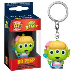 Llavero Pocket POP Disney Pixar Alien Remix Bo Peep - Imagen 1