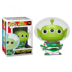 Figura POP Disney Pixar Alien as Buzz - Imagen 1