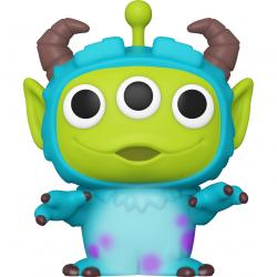 Figura POP Disney Pixar Alien Remix Sulley - Imagen 1