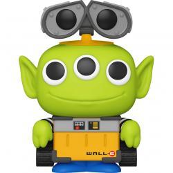 Figura POP Disney Pixar Alien Remix Wall-E - Imagen 1