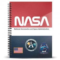 Cuaderno A5 Mission NASA - Imagen 1