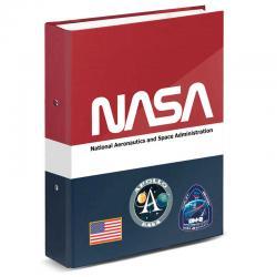 Carpeta A4 Mission NASA anillas - Imagen 1