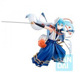Figura Ichibansho Rimuru That Time I Got Reincarnated As a Slime 14cm - Imagen 1