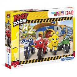 Puzzle Maxi Ricky Zoom 24pzs - Imagen 1