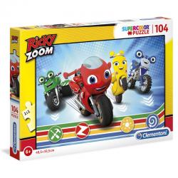 Puzzle Ricky Zoom 104pzs - Imagen 1
