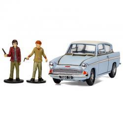 Set Ford Anglia Encantado + figuras Harry y Ron Harry Potter - Imagen 1
