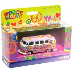Campervan Volkswagen Peace Love and Music - Imagen 1