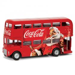 Bus London Christmas Coca Cola - Imagen 1