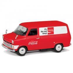 Furgoneta Ford Transit Mk1 Coca Cola - Imagen 1