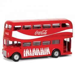 Bus London Coca Cola - Imagen 1