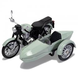 Moto sidecar Hagrid Harry Potter - Imagen 1