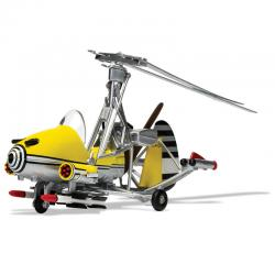 Helicoptero Gyrocopter Little Nellie You Only Live Twice James Bond - Imagen 1