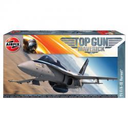 Maqueta Maverick s F-18 Hornet Top Gun - Imagen 1
