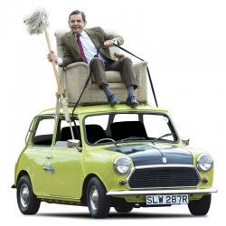Coche Mini Do It Yourself Mr. Bean - Imagen 1