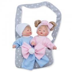 Muñecos Sueñecitos Mini Twins 26cm - Imagen 1