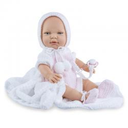 Muñeca Recien Nacida Baby 45cm - Imagen 1