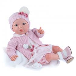 Muñeca Newborn Pink 45cm - Imagen 1
