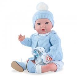 Muñeco Newborn Blue 45cm - Imagen 1