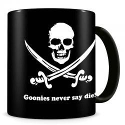 Taza Never Say Die The Goonies - Imagen 1