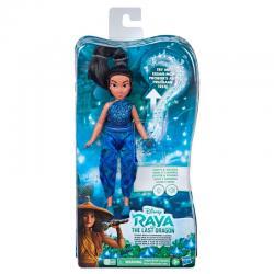 Figura Raya y Flor Kumandra Raya y el Ultimo Dragon Disney - Imagen 1