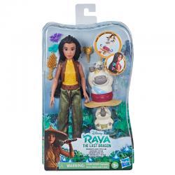 Muñeca Raya Set Fortaleza y Estilo Raya y el Ulimo Dragon Disney - Imagen 1