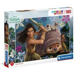 Puzzle Raya y el Ultimo Dragon Disney 180pzs - Imagen 1