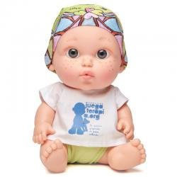 Muñeco Baby Pelon Laura Pausini - Imagen 1