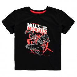 Camiseta kids Miles Morales Spiderman Marvel - Imagen 1