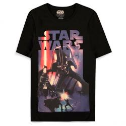 Camiseta Darth Vader Poster Star Wars - Imagen 1