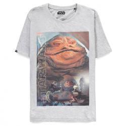 Camiseta Jabba The Hutt Star Wars - Imagen 1