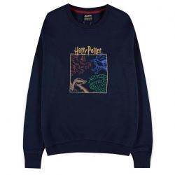 Sudadera House Crests Harry Potter - Imagen 1