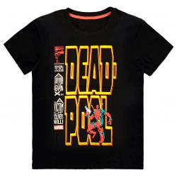 Camiseta The Circle Chase Deadpool Marvel - Imagen 1