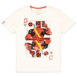 Camiseta Card Deadpool Marvel - Imagen 1