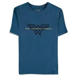 Camiseta mujer Wonder Woman DC Comics - Imagen 1