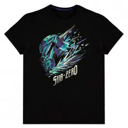 Camiseta Sub-Zero Ice Mortal Kombat - Imagen 1