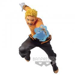 Figura Uzumaki Naruto Boruto Naruto Next Generations Vibration Stars 13cm - Imagen 1