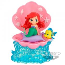 Figura Ariel Disney Characters Q Posket A 12cm - Imagen 1