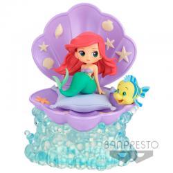 Figura Ariel Disney Characters Q Posket B 12cm - Imagen 1