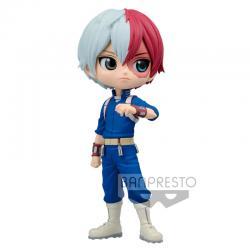 Figura Shoto Torodoki My Hero Academia Q Posket 14cm - Imagen 1