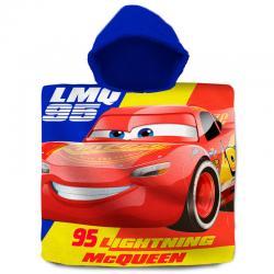 Poncho Cars Disney algodon - Imagen 1